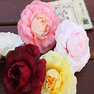 Mariage Fiançailles Saint Valentin Fête de Mariage Soie Matériel mixte Décorations de Mariage Thème floral Thème classique Toutes les
