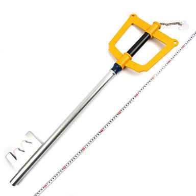 Arma Inspirado por Kingdom Hearts Sora Videojuegos de anime Accesorios de Cosplay Hombre