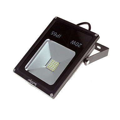 20W תאורה שוטפת לד 1800 lm לבן קר COB דקורטיבי / עמיד במים AC 220-240 V 1 יחידות
