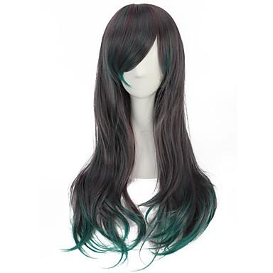 Synthetische Perücken Wellen Damen Synthetische Haare