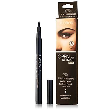 Szemkontúr termékek Ceruza Nedves Megnövelt / Hosszantartó / Vízálló / Gyors szárítás Fekete Elhalványulnak Eyes 1Pcs 1 Others