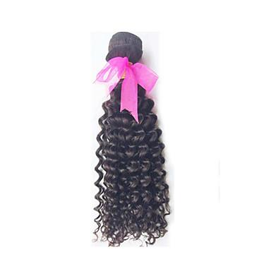 Cabelo Brasileiro Encaracolado Tramas de cabelo humano 1 Peça 0.12