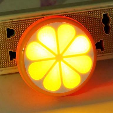 Zitrone Orange kreativ lightl Sensor LED-Nachtlicht