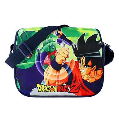 Tasche Inspiriert von Dragon Ball Cosplay Anime Cosplay Accessoires Tasche Schwarz Nylon Mann / Frau