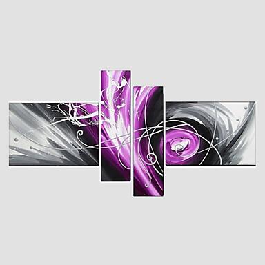 Handgeschilderde Abstract / Landschap / Stilleven / Fantasie / Abstracte landschappen Olie schilderijen,Modern / Klassiek / Europese Stijl