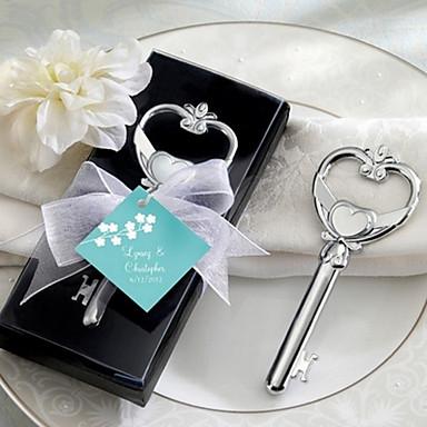 Casamento / Aniversário / Festa de Noivado cromada Ferramentas de Cozinha / Banho e Sabão / Marcadores e Abre Cartas Tema Praia / Tema