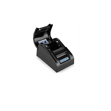 lille billet termisk printer (print hastighed: 90 mm / sek, valgfri grænseflade: parallel / seriel port / USB / netværk)