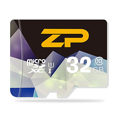 ZP 32GB UHS-I U1 / klasse 10 microSD / microSDHC / microSDXC / tfmax læse speed80 (mb / s)