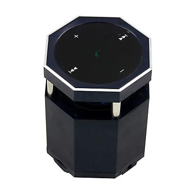 Bluetooth Kabellos Bluetooth 2.1 USB Lautsprecher für Aussenbereiche Schwarz