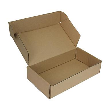 harde vliegtuig doos, karton, verpakkingen dozen, specificatie: 40 * 10 * 29 (cm), golfkarton, een pak van 5