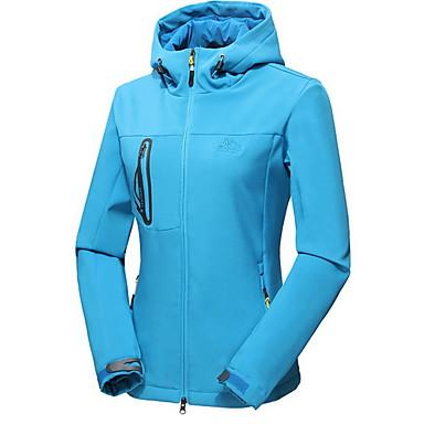 Unisex Fleece wandeljack Houd Warm Ademend Kleding Bovenlichaam voor Kamperen&Wandelen Recreatiesport Winter Herfst XXL XXXL XXXXL 4XL