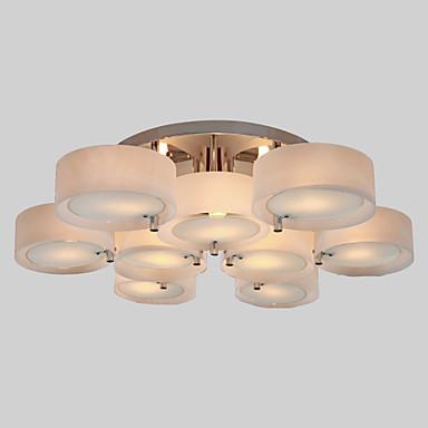 MAISHANG® Flush Mount Ambient Light - Mini Style, 110-120V / 220-240V Bulb Not Included / 50-60㎡ / E26 / E27