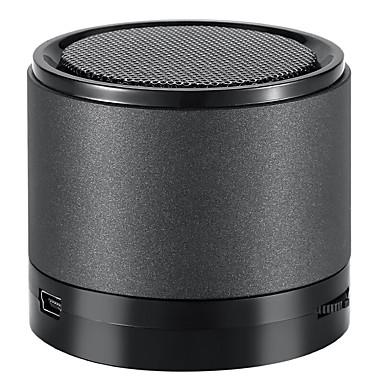 Voor buiten Bluetooth Draagbaar Draadloos Bluetooth 2.1 3.5mm AUX Subwoofer Zwart Rood