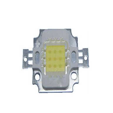 integreret lyskilde, førte høj effekt, 10w, varm hvid