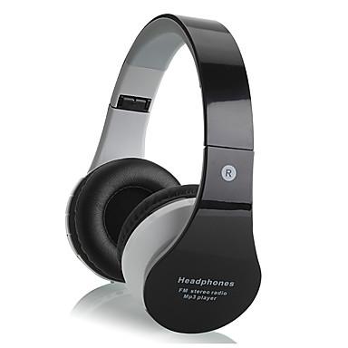 JKR JKR-201B Høretelefoner (Pandebånd)ForMedie Player/Tablet / Mobiltelefon / ComputerWithMed Mikrofon / DJ / Lydstyrke Kontrol / Gaming