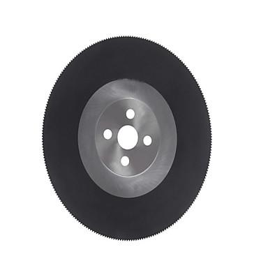 de metal circular lâminas de serra, revestimento contendo cobalto (250 * 1.0)