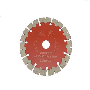 zaagblad buitendiameter: 156mm), binnendiameter: 22.23 (mm), dikte: 2.0 (mm)