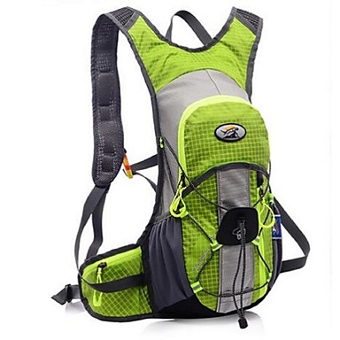 Ciclismo Mochila mochila para Deportes recreativos Viaje Running Bolsas de Deporte Impermeable Listo para vestir Bandas Reflectantes
