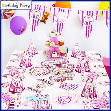 Karton Polyethyleen Wedding Decorations-16Stuk/Set Lente Zomer Herfst Winter Niet-gepersonaliseerd Willekeurige kleur