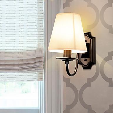 AC 100-240 5 E12/E14 Landelijk Schilderen Kenmerk for Ministijl,Toortswandlamp Muurlampen Muur licht