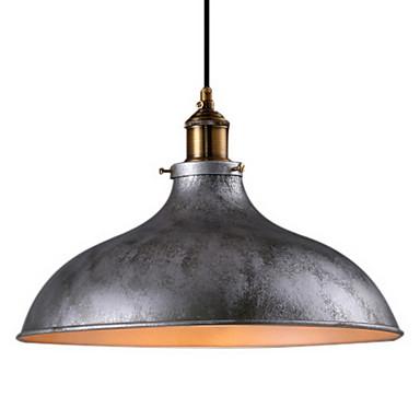 cuenco Pendelleuchten Deckenfluter Lackierte Oberflächen Metall Ministil 110-120V / 220-240V Glühbirne nicht inklusive / E26 / E27