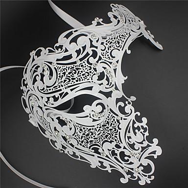 IJzer Wedding Decorations-1piece / Set MaskerBruidsshower / Afstuderen / Schoolbal / Verjaardag / Kerstmis / Halloween / Valentijnsdag /