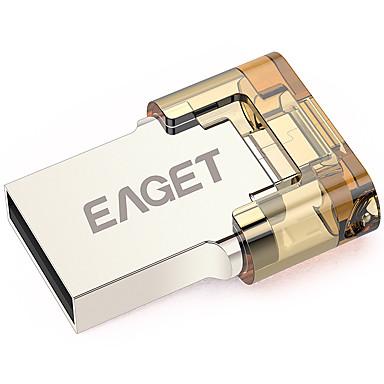 EAGET V8-32G 32GB USB 3.0 Vandresistent / Chok Resistent / Komapkt Størrelse / OTG Support (Micro USB)