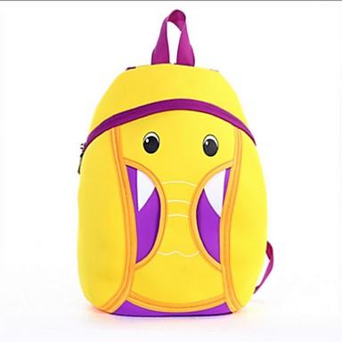 Infantil PVC benzóico Bolsas Kids ' Laranja Roxo Amarelo