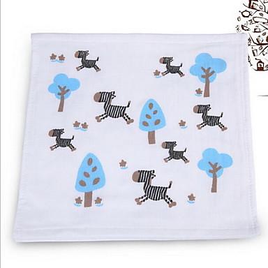 VaskehåndklæMønstret Høy kvalitet 100% Bambus Fiber Håndkle