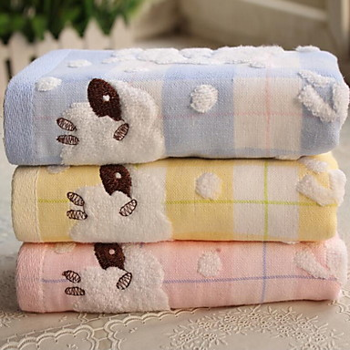 VaskehåndklædeMønstret Høj kvalitet 100% Bomuld Håndklæde