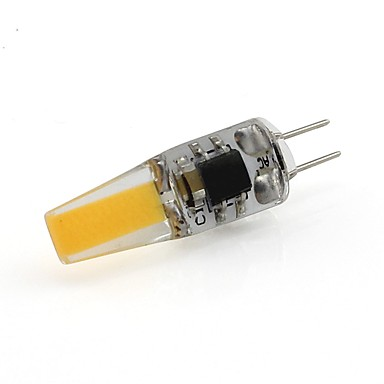 260 lm G4 Luces LED de Doble Pin T 1 Cuentas LED COB Decorativa Blanco Cálido / Blanco Fresco 100-240 V / 12 V / 1 pieza