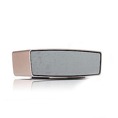 Bluetooth 3.0 Gull Svart Sølv Rød