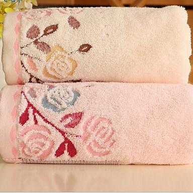ren bomuld supermarked for Leng yan steg Jacquard håndklæde