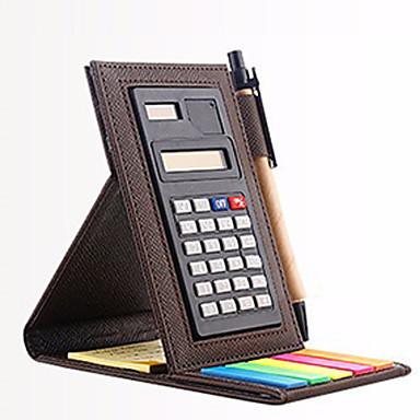 Multifunctioneel rekenmachines Plastic,1 Packs