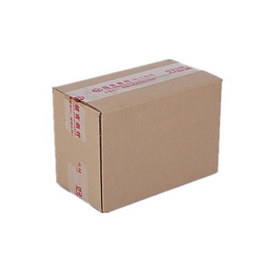 bruine kleur verpakking& scheepvaart harde lege verpakkingsdozen een pakje van vijftien