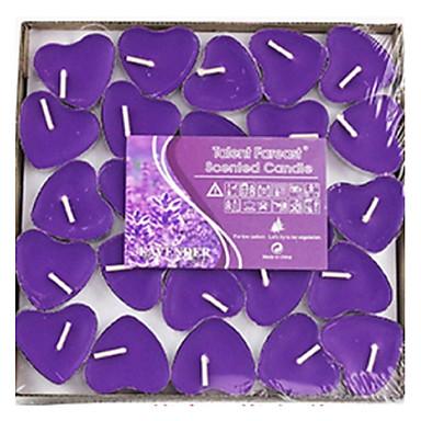 Schmetterling Kerzengeschenke - 50Piece Kerzen PVC Tasche