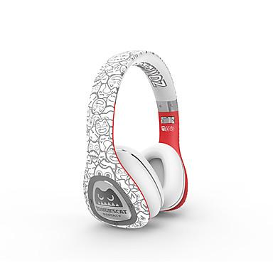 Meki BT650 Hoofdtelefoons (hoofdband)ForMediaspeler/tablet / Mobiele telefoon / ComputerWithmet microfoon / DJ / Volume Controle / Gaming