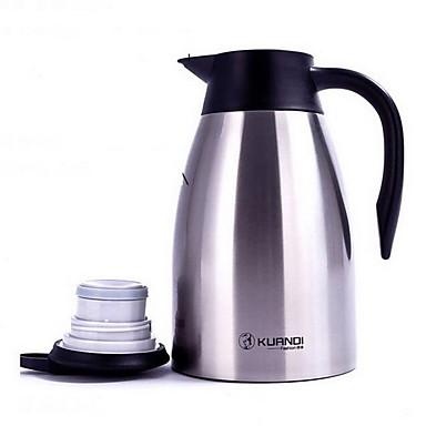 kvalitet rustfrit stål isolering kaffekande til hjemmet (1500 ml)