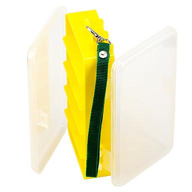 Fiskegrej Kasser Håndteringskasse Vandtæt Multifunktion 2 Bræt Plast Metal 4.5 18