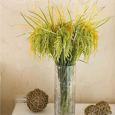 1 1 Tak Polyester / Kunststof Overige Bloemen voor op tafel Kunstbloemen 27.551inch/70cm