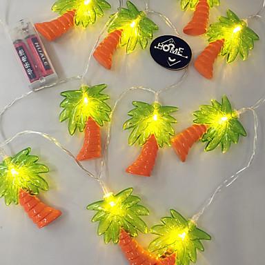 10 LEDs Warm wit Waterbestendig <5V
