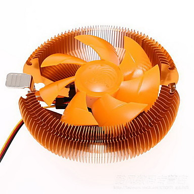 geringes Rauschen usb CPU Cooling Pad für Laptop-Unterstützung AMD Intel
