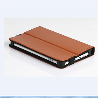 for Etuier med Standere Etuier med rem til håndled. Vandtæt Jul Helfarve PU Læder MacBook Xiaomi MI Lenovo IdeaPad Tolino Tesco Nook