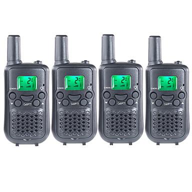 T899462C2P Walkie-talkie Håndholdt Advarsel Om Lavt Batteri VOX Kryptering CTCSS/CDCSS baggrundslys LCD Scan Overvågning 3-5 km 3-5 km 22