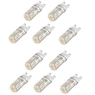 2W G9 2-pins LED-lampen T 58 leds SMD 3014 Waterbestendig Decoratief Warm wit Koel wit Natuurlijk wit 165lm 3000-6000K AC 220-240 AC