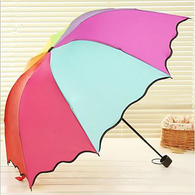 Vouwparaplu Heren Reizen Lady