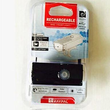 Sykkellykter Frontlys til sykkel - Sykling Enkel å bære Annet 50 Lumens USB Sykling