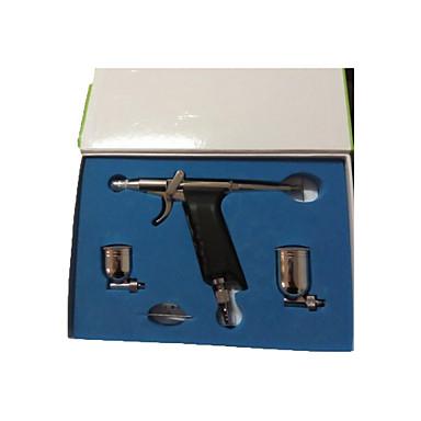 0,5 cc / cc / 2 tg560 distância 500 milímetros de diâmetro pistola de pulverização de aço inoxidável 7 cc 0,3 milímetros