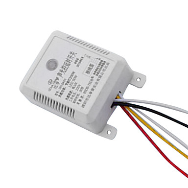 schakelen elektronische meetinstrumenten metaal materiaal witte kleur AC-voeding