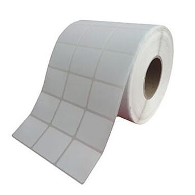 selvklæbende etiket maskine trykning stregkode papir (5000 ark)